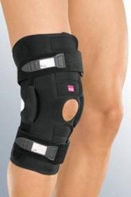 Укороченный регулируемый полужесткий коленный ортез Stabimed II