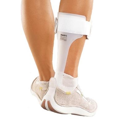 Ортез на голеностопный сустав orlett afo 101 болит бедро и колено а обезбаливающие уколы не помагают