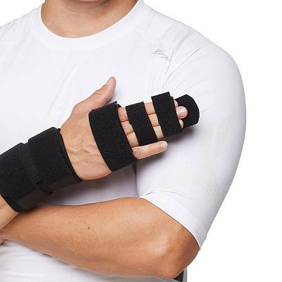 Ортопедические шины на пястно фаланговый сустав как лечить порыв связок коленного сустава